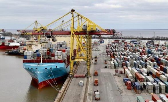 人工智能将首次在丹麦集装箱船上进行测试