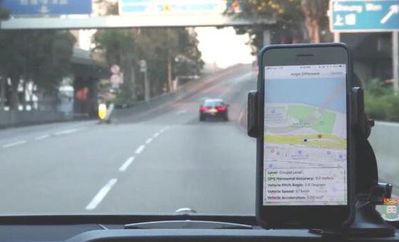 香港大学开发新型GPS辅助系统:可检测汽车是否已驶入高架桥