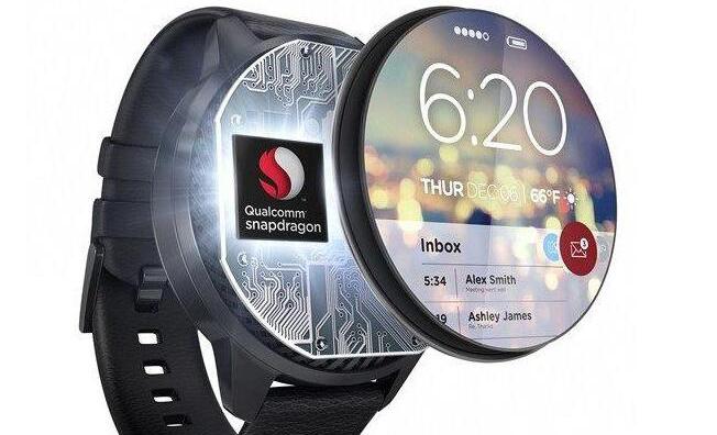 高通将推智能手表专用芯片:内置有LTE、<font color=red>GPS芯片</font>