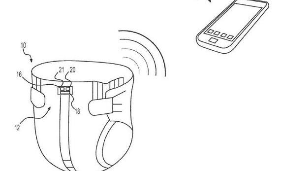 智能纸尿裤专利:采用了温度传感器和加速计监测技术