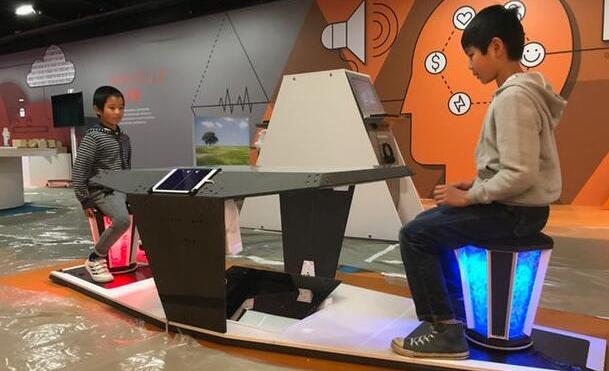 国外新推一款智能座椅:借压力传感器监测和纠正人体坐姿