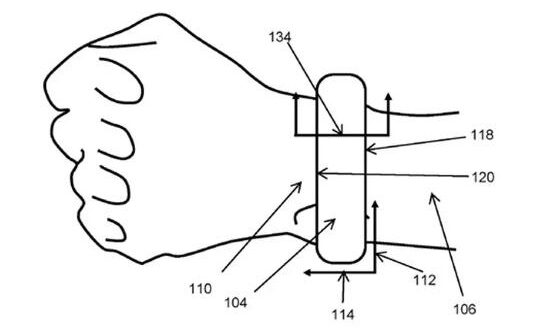苹果公司获新型血压计专利 含有压力<font color=red>传感器</font>