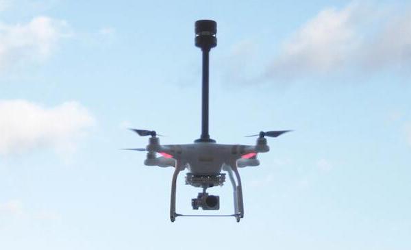英国一公司推出3D打印无人机传感器
