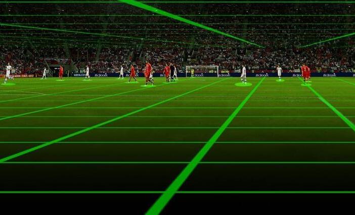 传感器和大数据等手段助力各国球队备战世界杯