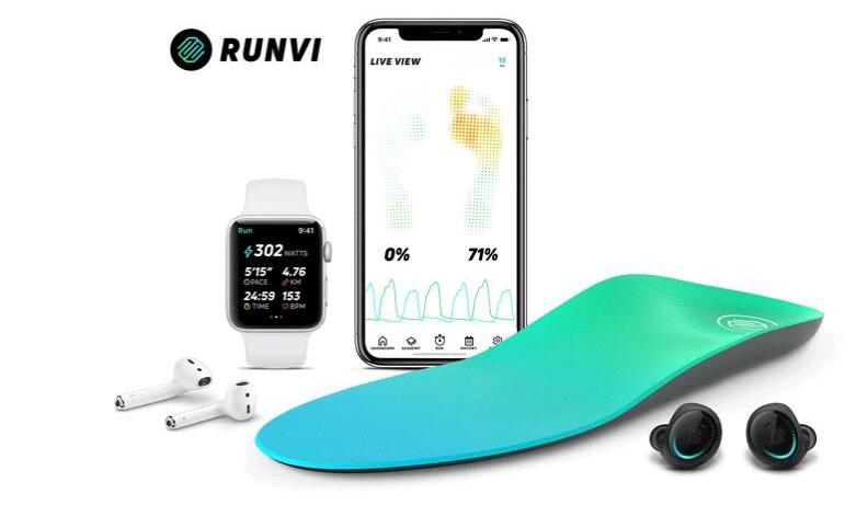 IMU惯性测量单元等传感器技术用于新型步行健康解决方案中