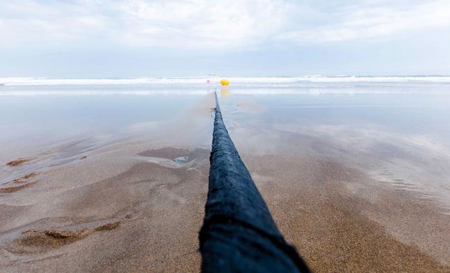 科学新发现:海底电缆可作为地震传感器监测地震