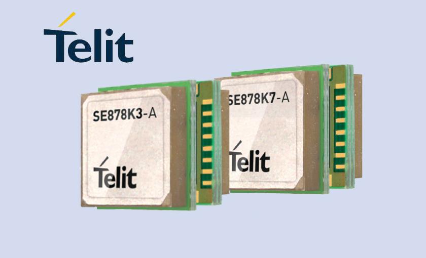 泰利特推出面向商业和消费应用的GNSS定位模块系列新品
