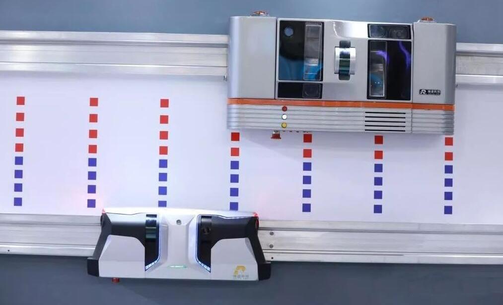 国内开发出运用多传感器技术的地铁隧道智能巡检机器人