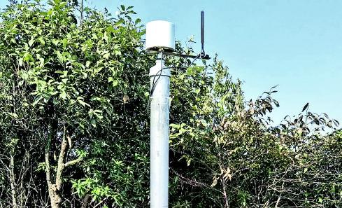地质位移变形监测中的GNSS和传感器应用案例