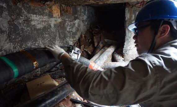 城市地下黑匣和耕牛项圈中的物联网技术应用