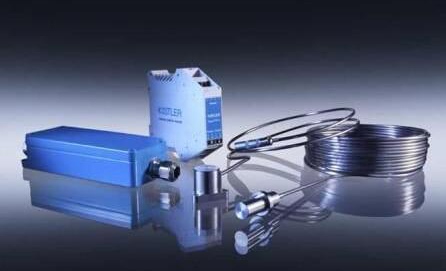 Kistler推出全球首台监测燃气轮机的高温加速度传感器