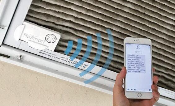这一设备可利用霍尔传感器提醒你及时更换空调过滤器