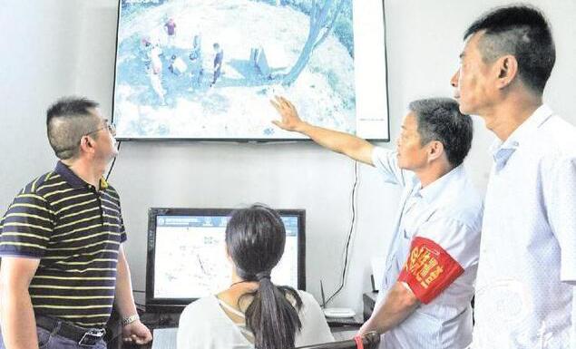 GPS定位技术用于国内田野文物巡查管理工作中