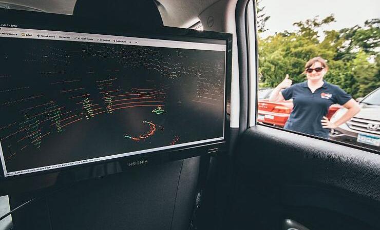 霍尼韦尔IMU惯性测量单元帮助美国公司完善自动驾驶汽车