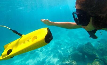 水下机器人中的各类传感器应用及未来市场预测