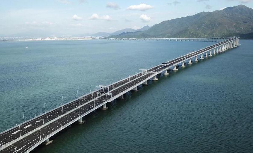 港珠澳大桥正式开通背后的桥梁健康监测传感器应用
