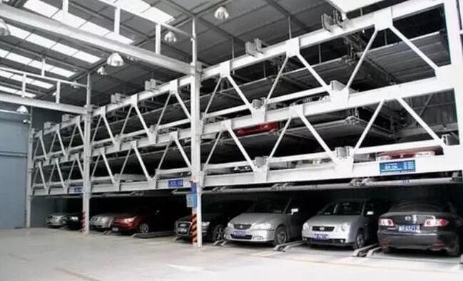 立体停车库中的安全检测与机械式停车设备行业发展概况