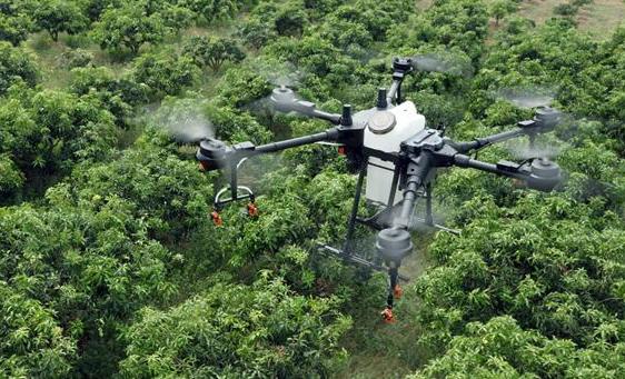 大疆新型植保无人机借GNSS和RTK实现厘米级定位