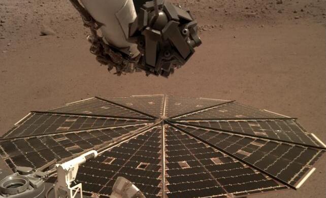 传感器技术让人类首次听到火星上的风声