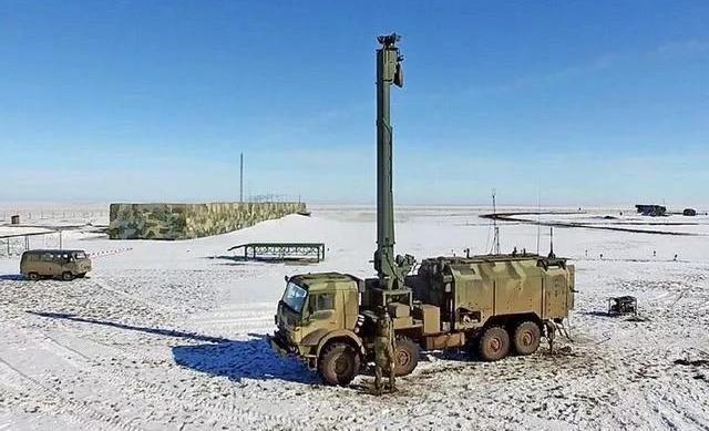 俄罗斯推出配备声热传感器的新型炮兵侦察系统