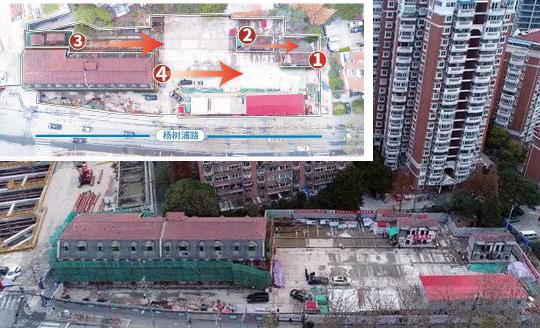 上海最大砖木建筑物平移工程:压力传感器等实时监测平移姿态