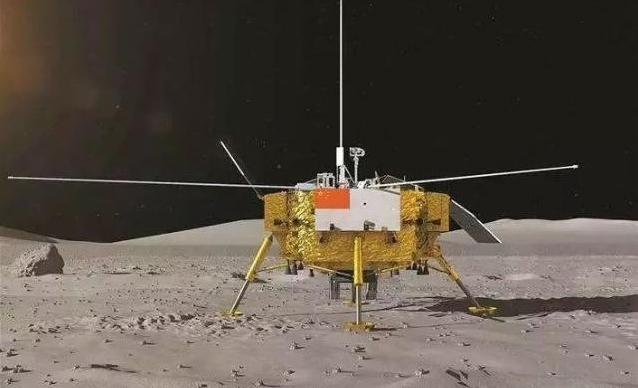 嫦娥四号成功着陆月球背面!传感器提供精确降落信息