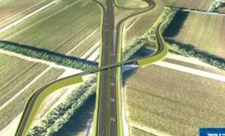 传感物联网技术用于吉林首条数字高速施工建设中